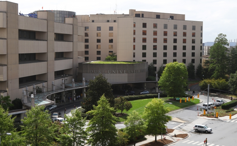 The Sept. 20 attack on a hospital employee did not meet Duke's criteria for Clery Act reporting.