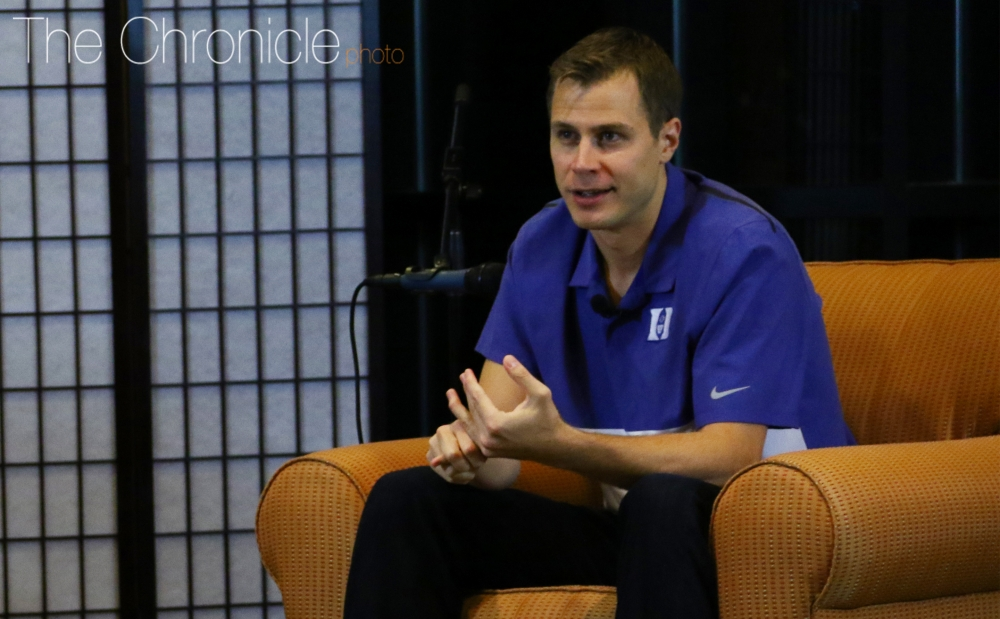 jon scheyer talks hoops faith monday at freeman center