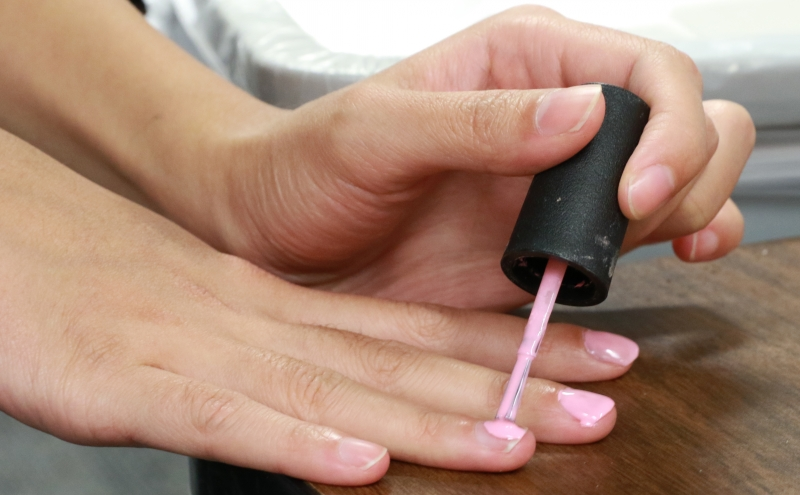Duke researchers and the Environmental Working Group discovered traces of an endocrine-disrupting chemical in women who used popular nail polish brands.