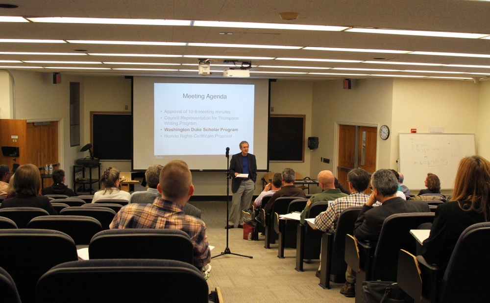 thompson writing program Lecturing fellows thompson writing program duke university we anticipate offering several postdoctoral fellowships on a multidisciplinary faculty charged with.