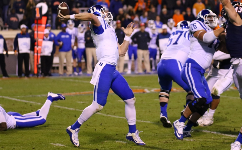 Third and Goal: Duke football vs Wake Forest