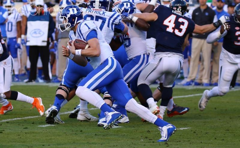 Injury Report: Duke football vs. Wake Forest