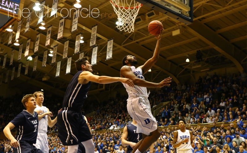 Beyond the Arc: Duke basketball vs Yale