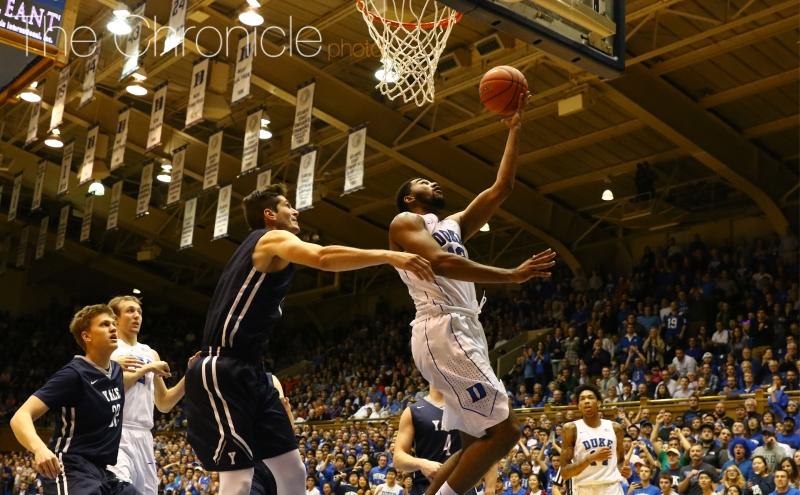 Beyond the Arc: Duke basketball vs Yale