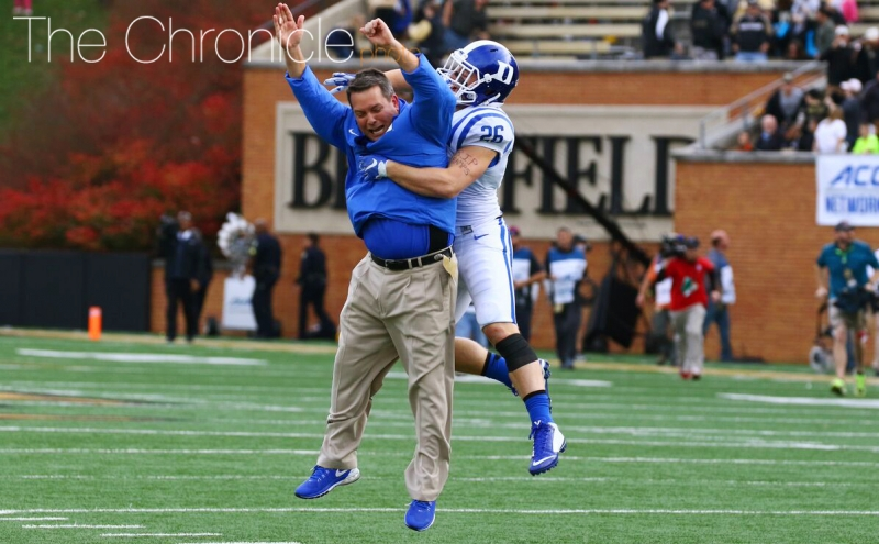 Making the Grade: Duke football vs Wake Forest