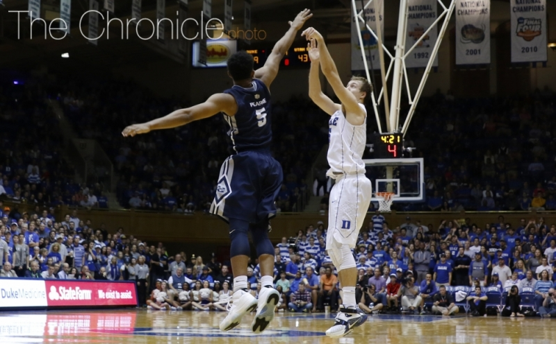 Duke men's basketball Player of the Week: Week 3