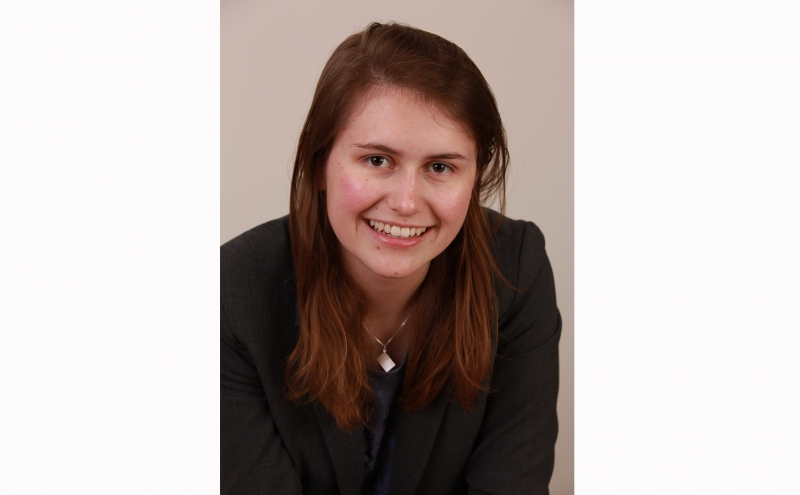 Emma Campbell-Mohn will join the first class of Schwarzman Scholars and pursue a one-year master's degree at Tsinghua University.