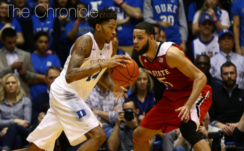 Chronicle Pregame: Duke basketball vs. Louisville