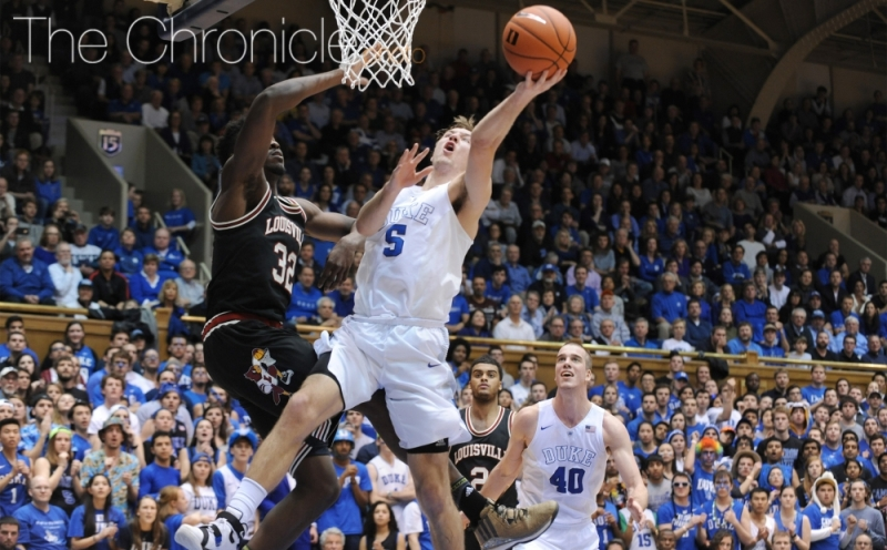 XFactor: Duke basketball vs Virginia