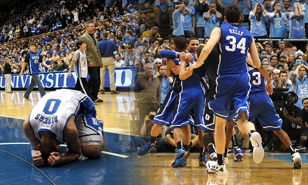 Austin Rivers' freshman season hit a low Jan. 19, when head coach Mike Krzyzewski benched him against Wake Forest. He exploded afterward, though, highlighted by his game-winner at North Carolina.