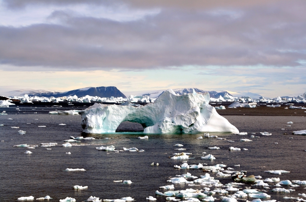 Researchers work with NASA to explain causes of global warming ...