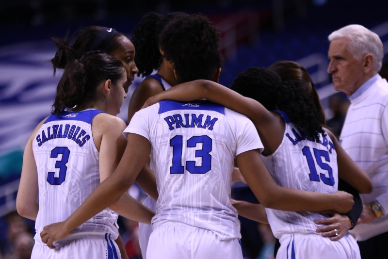 The Blue Devils played the top-seeded Fighting Irish close in early February in Durham, but will need a team effort to beat Notre Dame and advance to the ACC tournament semifinals Saturday.