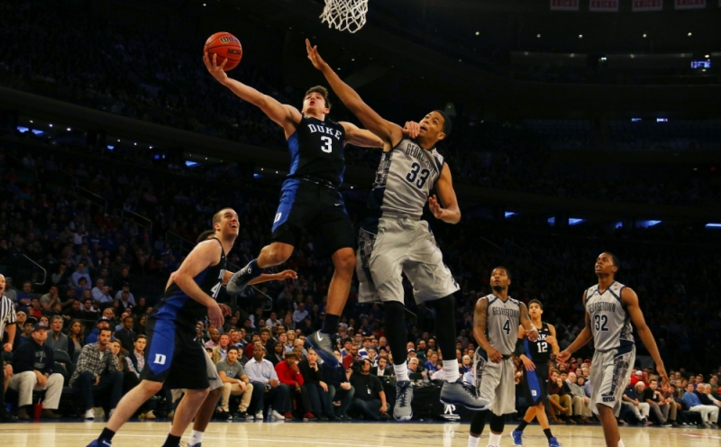 Grayson Allen considered the NBA, but decided to stay at Duke for his junior season, the Blue Devils announced Wednesday.