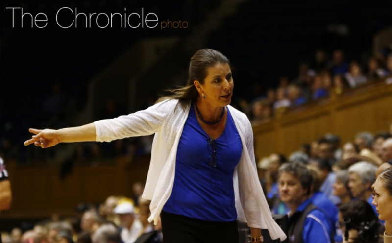 Swish Appeal reported Tuesday morning that Duke was in the midst of an internal investigation into the women's basketball program. The athletic department confirmed it is conducting an evaluation later Tuesday afternoon.