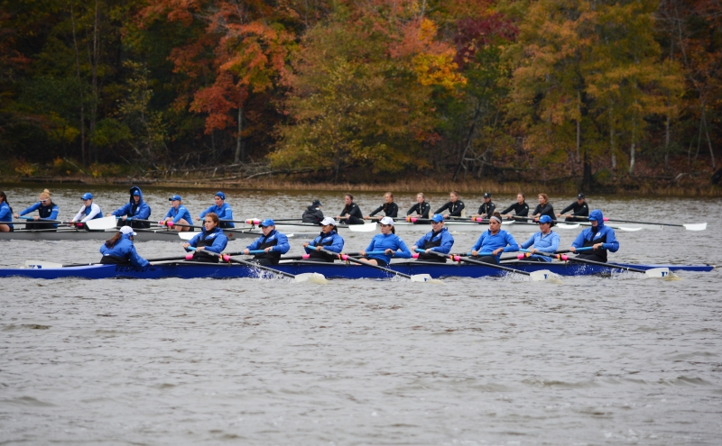 The Blue Devils finished tied for first in their last event and hope to build off their recent success against Princeton.