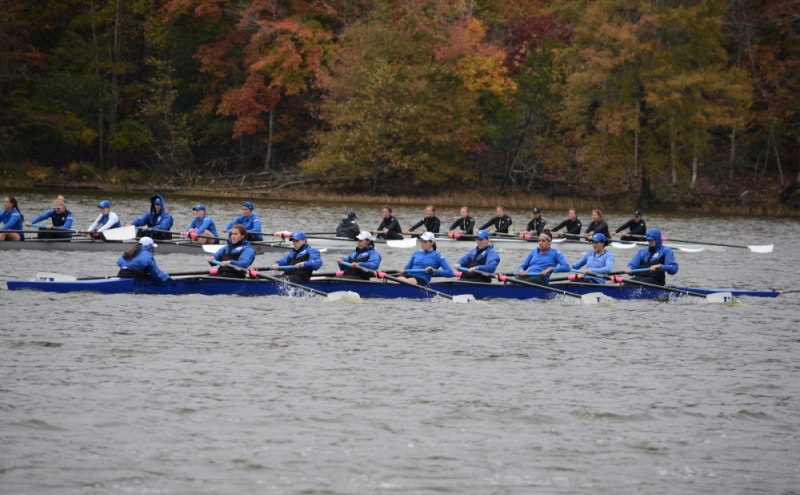 After showing improvement throughout the season led by first-year head coach Megan Cooke Carcagno, the Blue Devils will compete in the NCAA championship.
