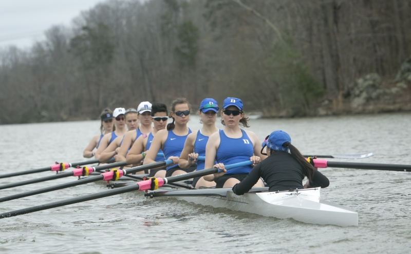 Three Blue Devils earned All-ACC honors and first-year head coach Megan Cooke Carcagno was named ACC Coach of the Year.