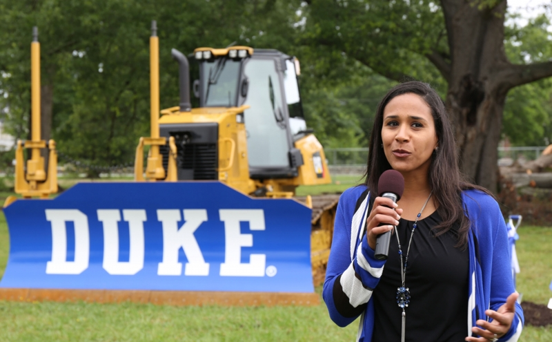 Marissa Young hired two new assistant coaches and signed four recruits during her first year in Durham.