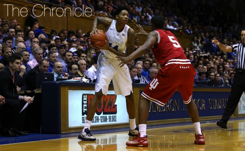 Brandon Ingram is expected to be one of the first two picks in Thursday's NBA Draft.