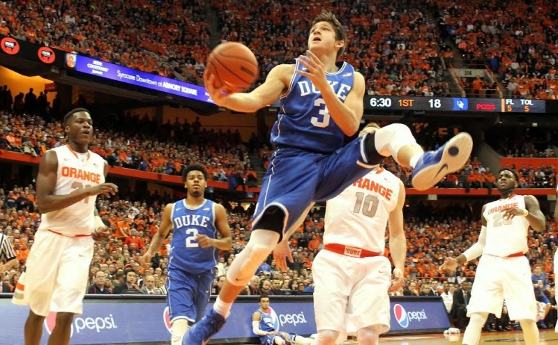 Highlights from summer 'Devils Life' columns by Grayson Allen, Chase Jeter and Amile Jefferson