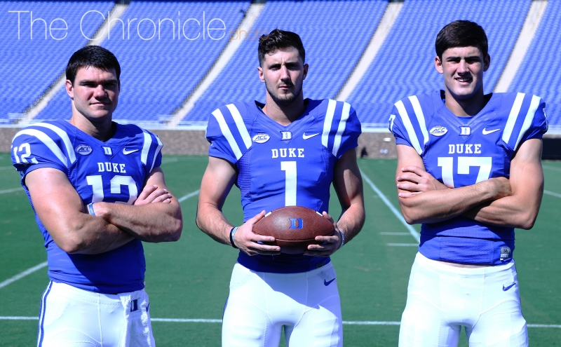 Duke football 2016 position preview: Quarterbacks