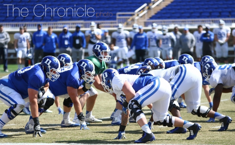 Duke football 2016 position preview: Offensive line