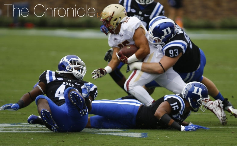 Duke football 2016 position preview: Defensive line