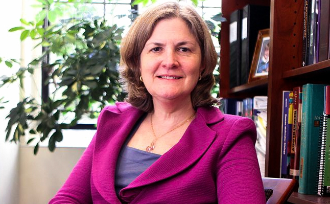 Nancy Andrews, dean of the School of Medicine, will step down from her position in June 2017.
