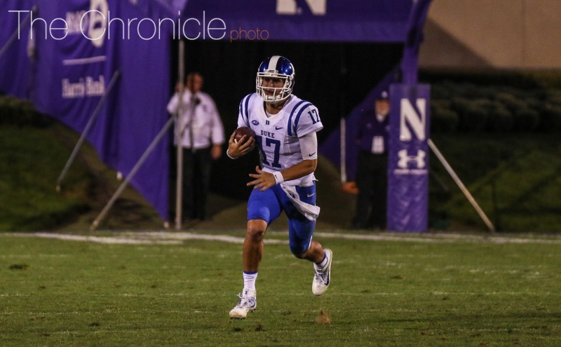 X Factor: Duke football vs. Notre Dame