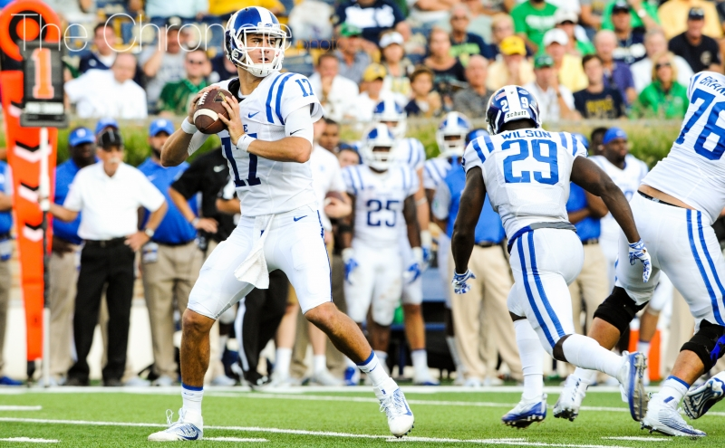 Duke football player of the week: Week 4