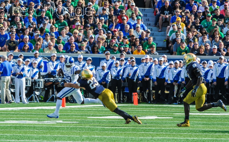 Stock Watch: Duke football reverses skid with stunner at Notre Dame