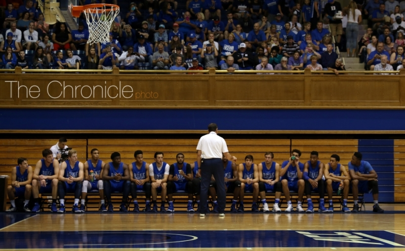 The Chronicle's Amrith Ramkumar goes on the Krazie Times podcast to discuss Duke's 2016-17 team