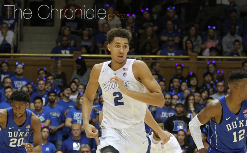 Key three: Duke men's basketball vs. Virginia State