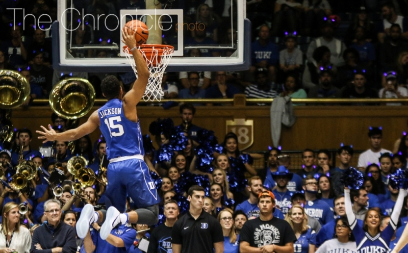 Chronicle pregame: Duke men's basketball vs. Virginia State