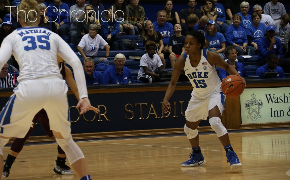 Duke women's basketball crushes Charleston 129-46 in only ...