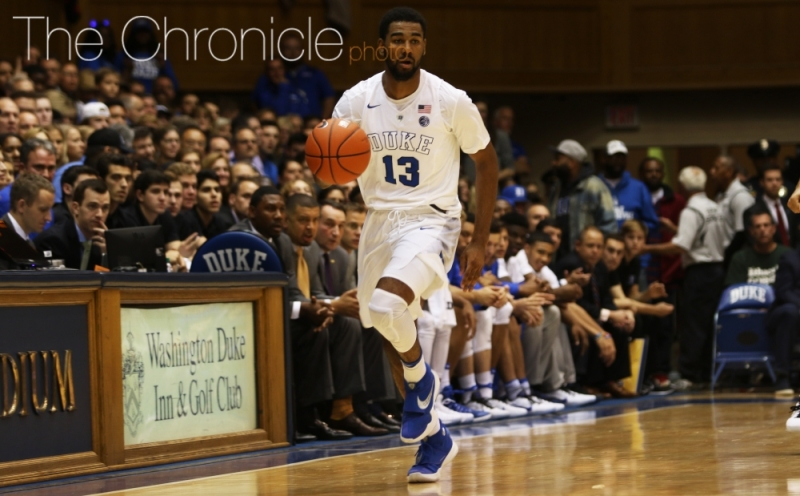 Key three: Duke men's basketball vs. Michigan State