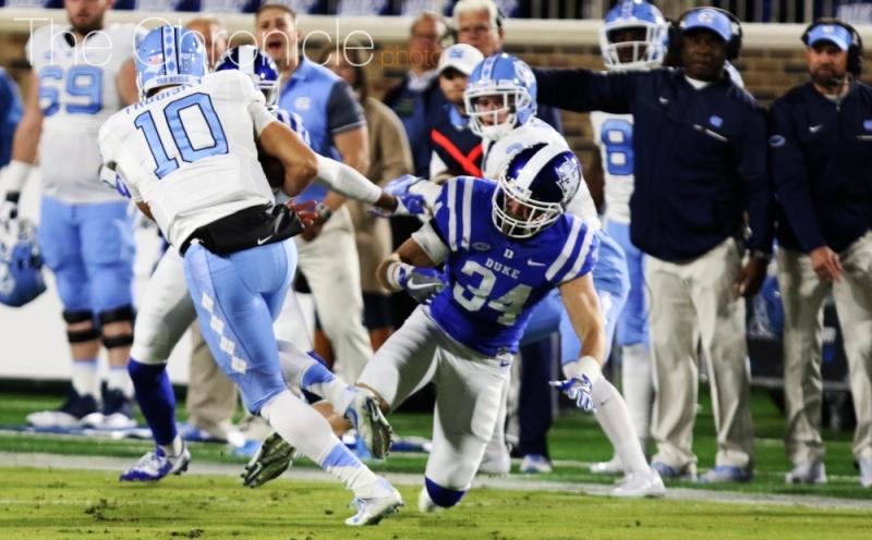 Duke football 2016 season review: Defense
