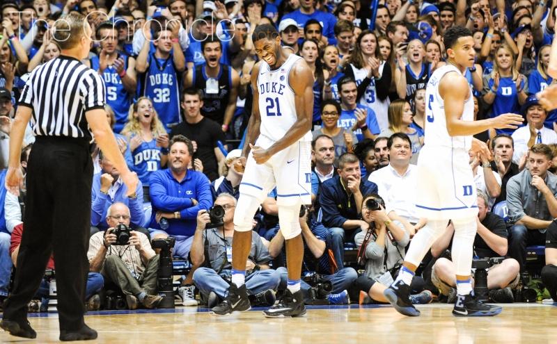 Beyond the arc: Duke men's basketball vs. Michigan State