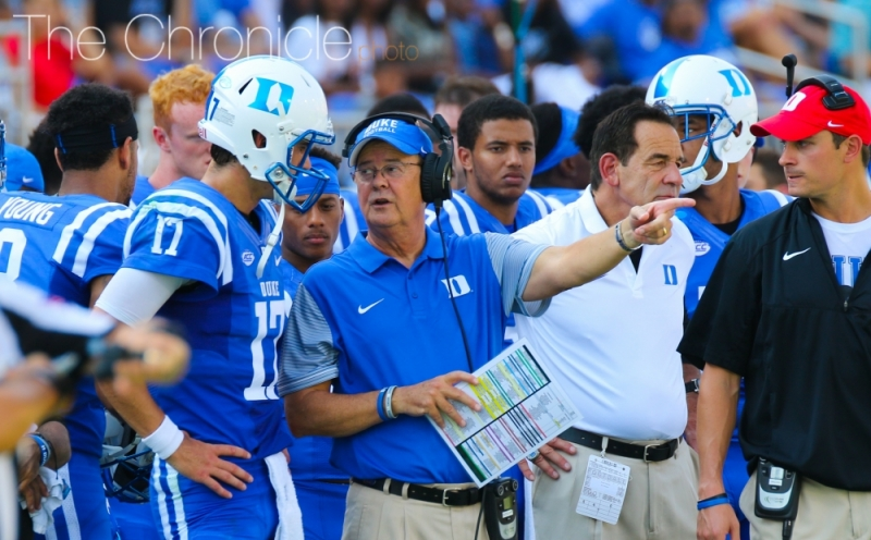 Chron chat: Recapping Duke football's 2016 season
