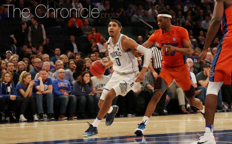 X Factor: Duke men's basketball vs. UNLV