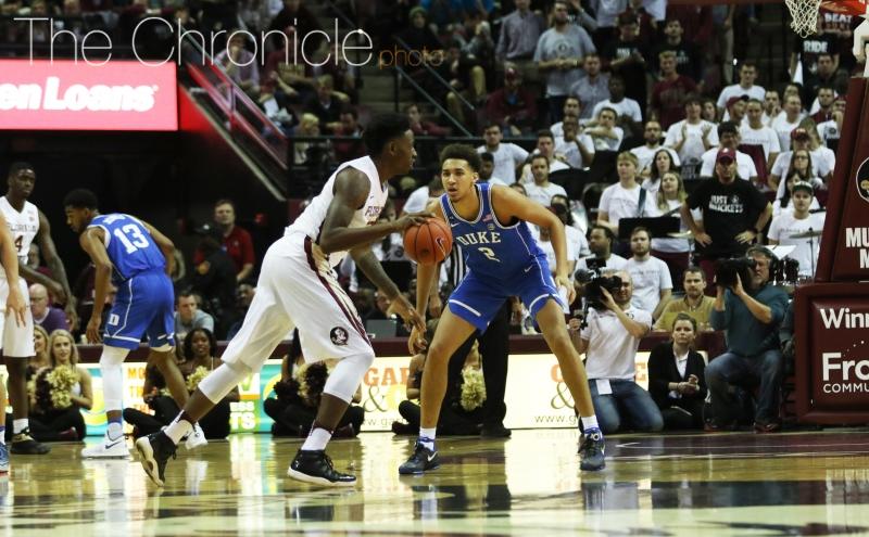 Key three: Duke men's basketball vs. Louisville
