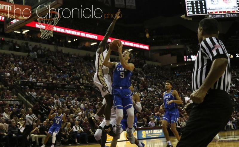 Chronicle pregame: Duke men's basketball vs. Louisville