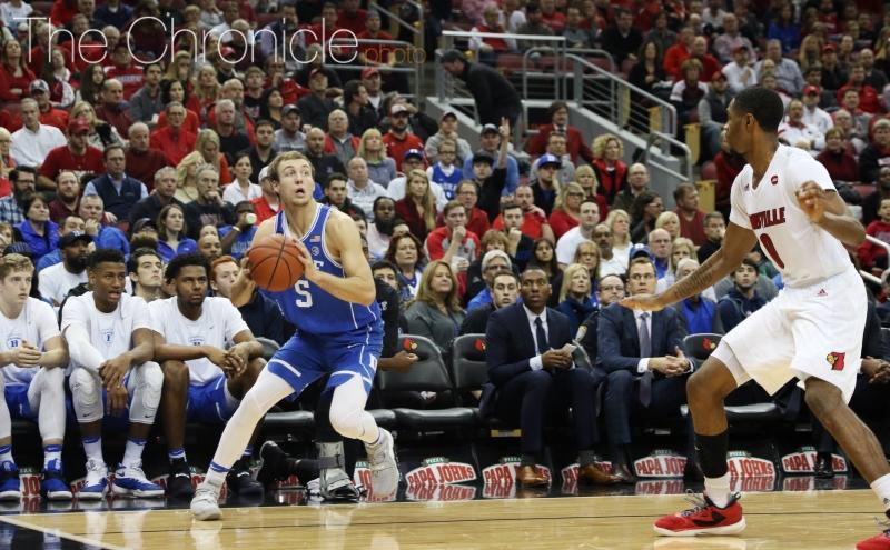 Chronicle postgame: Duke men's basketball vs. Louisville