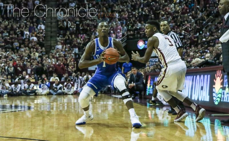 Chronicle pregame: Duke men's basketball vs. Miami