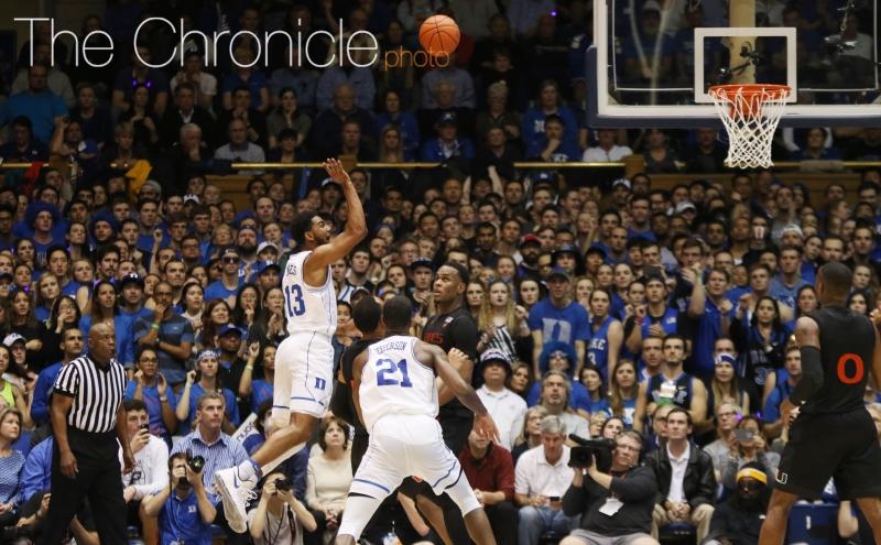 Chronicle pregame: Duke men's basketball vs. N.C. State