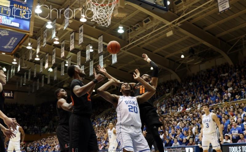 X Factor: Duke men's basketball vs. N.C. State