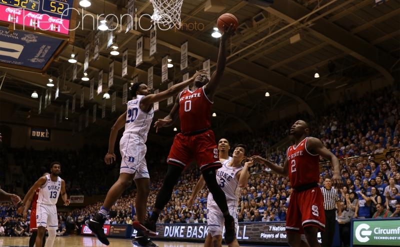 Chronicle postgame: Duke men's basketball vs. N.C. State