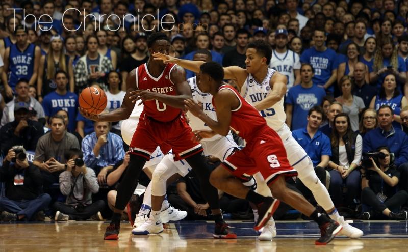 Beyond the arc: Duke men's basketball vs. N.C. State
