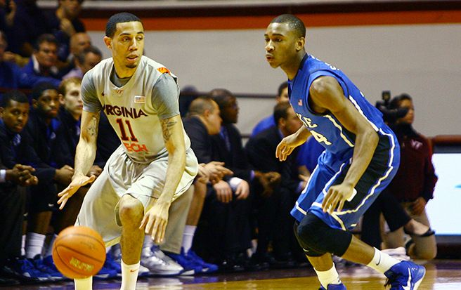 Virginia Tech guard Erick Green was named ACC Player of the Year.