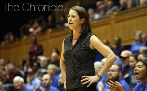Head coach Joanne P. McCallie received heavy criticism last offseason, but her team has beaten five top-20 foes in 2016-17.